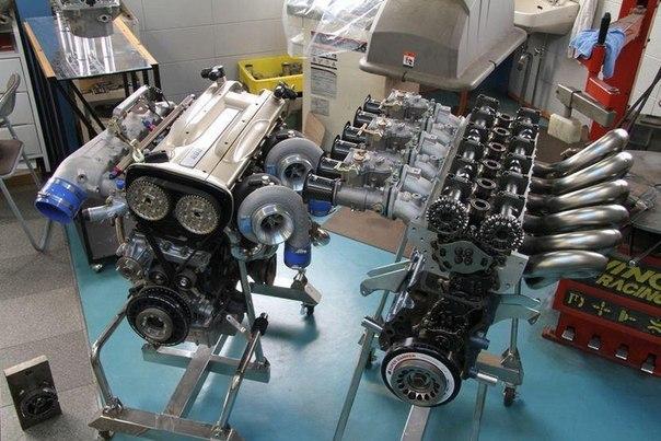 Турбо-мотор своими руками