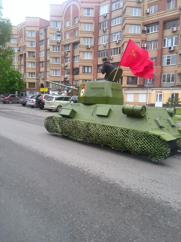 данным издания, фото танк тюнинг что злу удастся