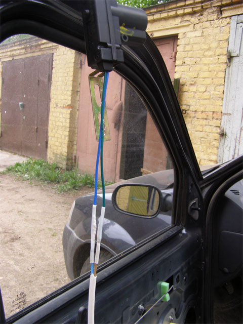 Электропривод замка двери рено логан