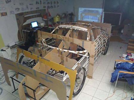 Проекты своими руками из автомобильного
