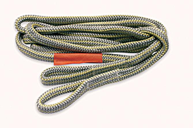 Буксировочный трос из веревки своими руками 31