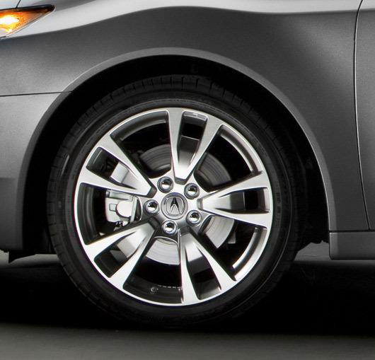 Премьера 2012 Acura TL