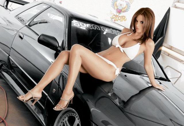 голые машины фото скачать