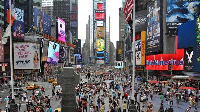 люди нью-йорк фото