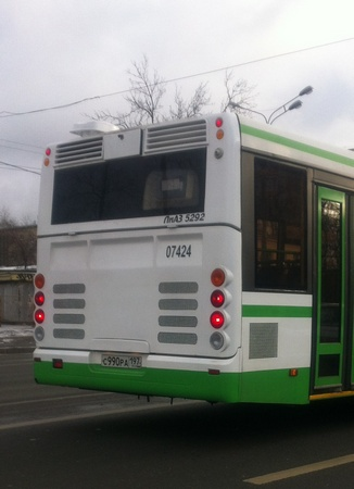 Камеры в транспорте