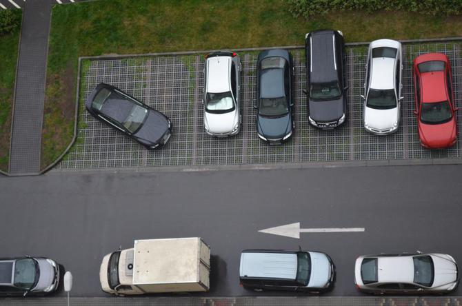 Как сделать придомовую парковку 539