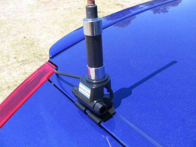 Как сделать антенну в автомобиль своими руками