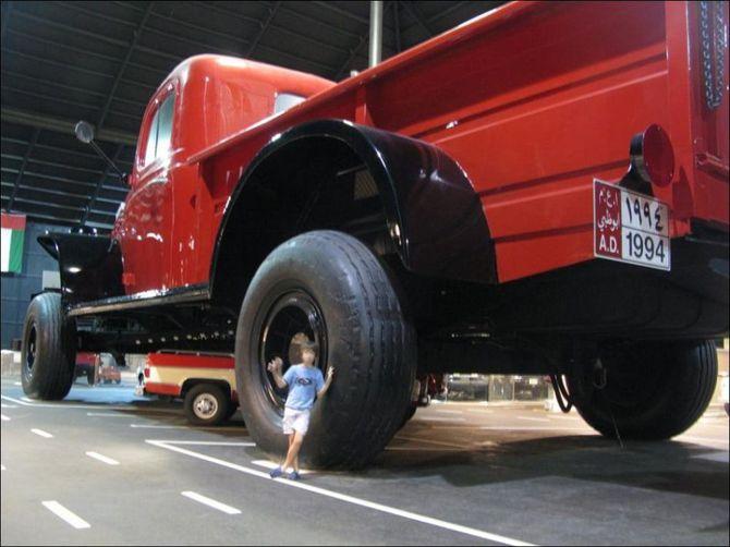 Самая большая машина